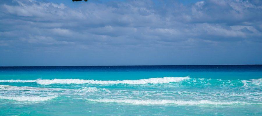 Cancun beach Mexico