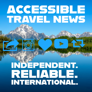 accessible travel news media